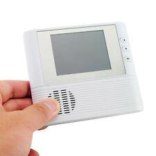 "Digital Door Peephole Viewer Home Security Camera Cam Doorbell 2.8"" LCD Monitor"
