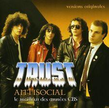 Trust, The Trust - Antisocial Le Meilleur Des Annees CBS [New CD]