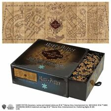 Harry Potter Carte Marauders Puzzle 1000 Pièces Noble Collection Officel