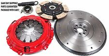 AF STAGE 3 CLUTCH KIT+NEW OEM FLYWHEEL ACURA RSX/TSX HONDA CIVIC SI 2.0L 2.4L