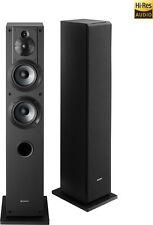 "Open-Box Excellent: Sony - Core Series Dual 5"" 3-Way Floorstanding Speaker (E..."