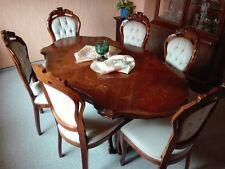 Tisch und Stühle für Esszimmer