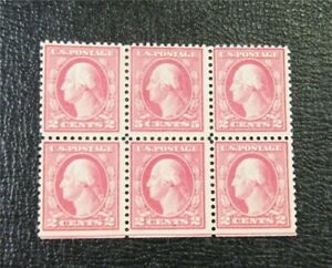 nystamps US Stamp # 499,505 Mint OG H/NH $353 Washington   J22x1670