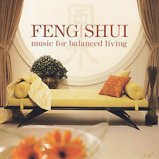 NEW - Feng Shui : Music for Balanced Living by Daniel May