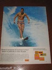 AC24=1963=KODAK PELLICOLA=PUBBLICITA'=ADVERTISING=WERBUNG=