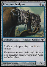1x Etherium Sculptor Shards of Alara MtG Magic Blue Artifact Common 1 x1 Card