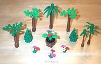 Lego Trees Flowers Leaves 10229 Plant Leaf Beach