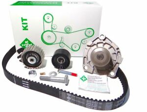 Kit Cinghia Distribuzione + Pompa Acqua INA Fiat 500X Bravo II Croma 1.9 2.0 Mjt