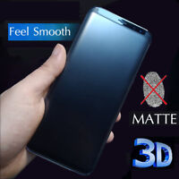 3D Matte Tempered Glass For Samsung Galaxy S8 S9 Plus Note 8 9 Screen Protector