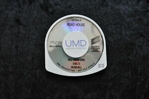 Road House UMD TESTMOLD Sony PSP
