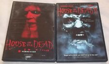 House of the Dead and House of the Dead 2 (2-DVDs)