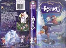 DVD:  DISNEY'S THE RESCUERS.....ANIMATED