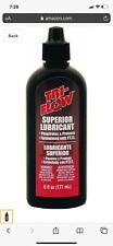 Tri-Flow Superior 6oz Drip Bottle Bike Chain Lube Oil Penetrating Protects PTFE