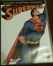 DVD Classic Cartoon Legends: SUPERMAN 3