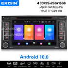 Android 10.0 DAB+ Car Stereo WiFi OBD2 CarPlay Satnav For VW Touareg T5 Multivan