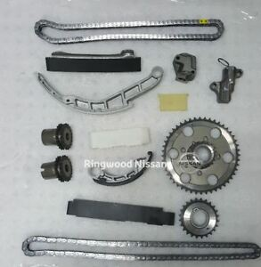 GENUINE NISSAN PATHFINDER  TIMING CHAIN KIT R51M YD25DDTi