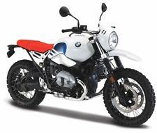 BMW R Nine T Urban GS Diecast Model Motorcycle