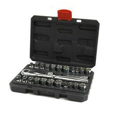 CRAFTSMAN 25-Piece Socket and Ratchet Wrench Set, SAE Standard & Metric, NEW