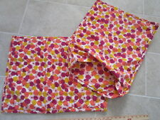 Martha Stewart Pillowsham Whim Quilted Puffs Floral Fusion Lot of 2 Standard