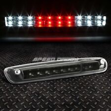 [2-ROW LED]FOR 07-14 SILVERADO SIERRA THIRD 3RD TAIL BRAKE LIGHT REAR CARGO LAMP
