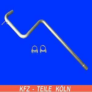 Chrysler PT Cruiser 2.2 CRD Exhaust Pipe/Exhaust Pipe System + Mounting Set