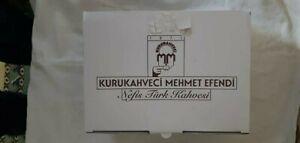 Mehmet Efendi türkischer Kaffee Mocca 1 Karton mit 120 Stück a 6g