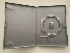 Nintendo Gamecube Genuine Empty Case X1 SILVER Rare Replacement Official