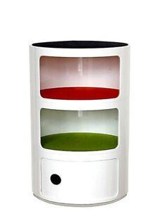 KARTELL COMPONIBILI FILZAUFLAGE 40 cm, für Container 4953-55-59, Farbwahl, NEU
