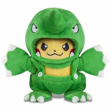 "Pikachu Cosplay Poke Maniac Pokemon Monster Maniac Suit Plush Toy Stuffed 8"""