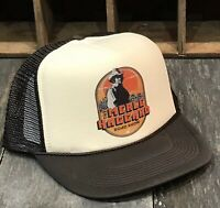 The Merle Haggard Road Show Country Music Trucker Hat Vintage 80s Style Snapback