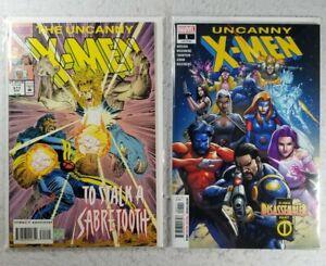 Uncanny X-Men #311,1st Cameo of the Phalanx,Uncanny Xmen 1 Disassembled Part 1