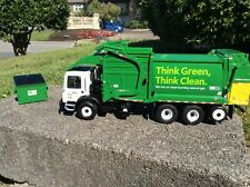 FIRST GEAR 1: 34 MACK TERRAPRO FRONT LOAD REFUSE WITH CHG TAILGATE