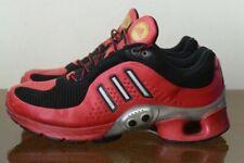 Adidas Intelligence Red Black Sz 9.5