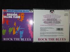 RARE CD ORIGINAL KILLING FLOOR / ROCK THE BLUES /