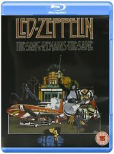 LED Zeppelin The Song Remains The Same 7321900157117 Blu Ray Region B