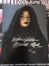 Star Wars K Certified Original Autographs