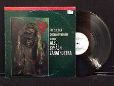 Fritz Reiner/Chicago Symphony/Strauss – Also Sprach Zarathustra MFSL 1-522 Japan