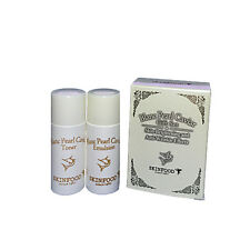 [SKINFOOD] Blanc Pearl Caviar Gift Set Toner & Emulsion 2set (4ea)