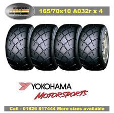 165/70/10 1657010 Yokohama Advan A032R Tyres - Track Day/Race/Road x 4 PCS