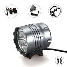 8000Lm 5*CREE U2 XM-L T6 Fahrrad LED Stirnlampe Kopflampe Bicycle HeadLight NEU