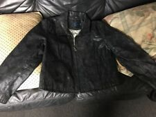 Fitted  leather jacket women by Steve Madden Size Small