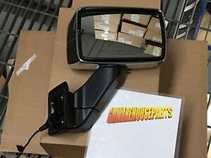 2007-2010 HUMMER H3 CHROME PASSENGER SIDE POWER MIRROR NEW GM # 20836086