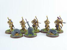 5 x Judicators der Stormcast Eternals - gut bemalt -