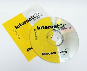 Microsoft Internet CD Summer '97
