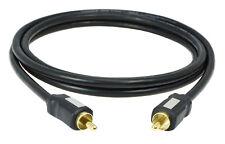 0,7m Home Cinema Digital Coaxial Cable de Audio MS07 75 Ohm Hasta 10m en Tienda