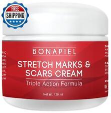 Crema Para Las Estrias Y Cicatrices - Elimina Y Previene Marcas De Estiramiento