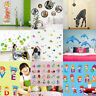 Cartoon Animals Removable Wall Sticker Decal For Kids Baby Nursery Room Decor YA
