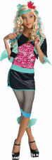 Morris Costumes Girls Monster High Lagoona Child Costume Blue 4-6. RU884789SM
