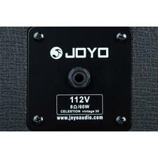 JOYO 112V AMPLIFICATORE PER CHITARRA ALTOPARLANTE CELESTION VINTAGE 30 POTENZA 6