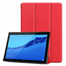 Thin Cover For Huawei Mediapad T5 10.1 Inch Smart Cover Slim Case Honor Pad 5